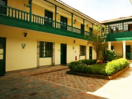 Hotels hoteles en per for Hotel casa andina classic cusco catedral